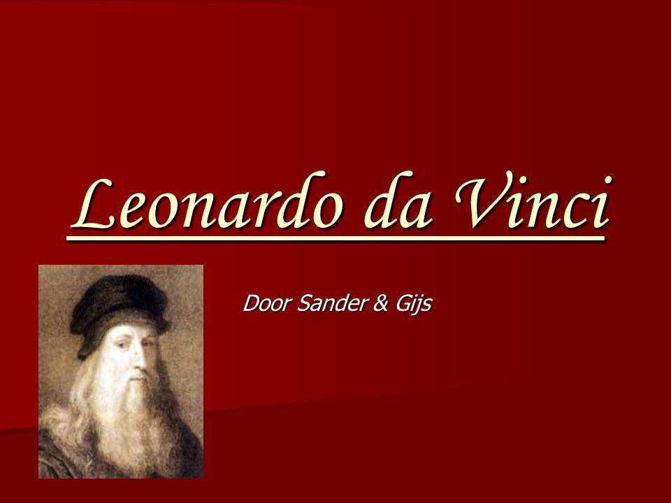 Leonardo da Vinci Door Sander & Gijs