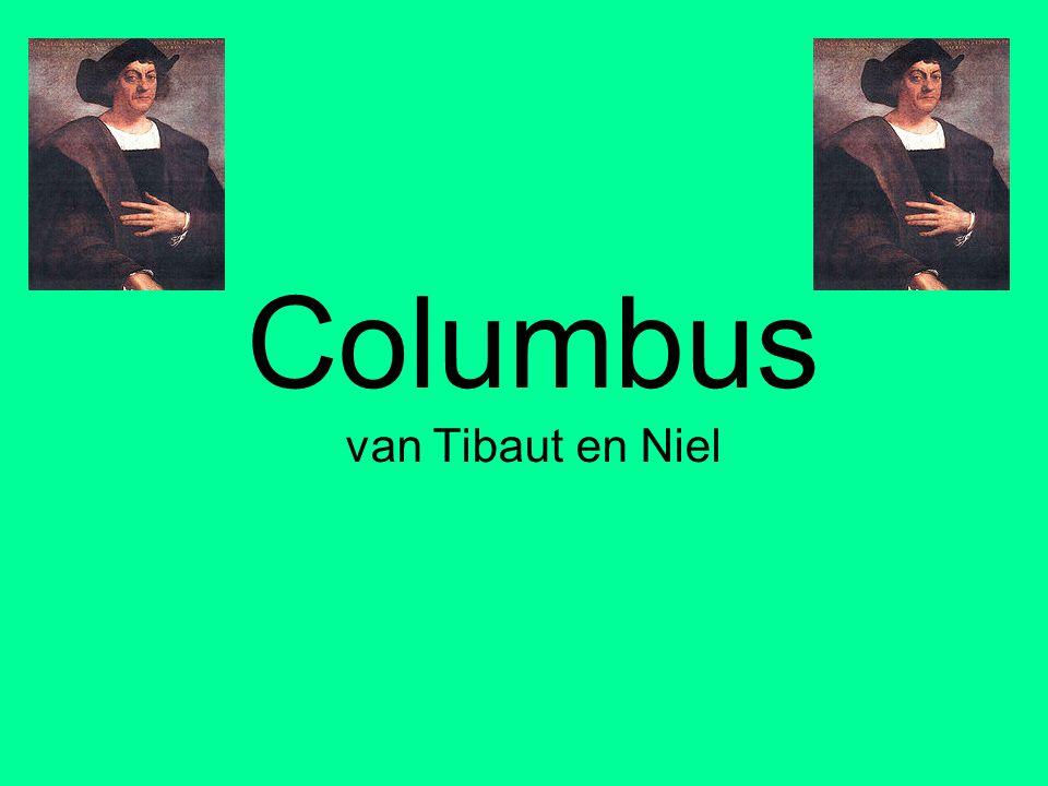 Columbus van Tibaut en Niel