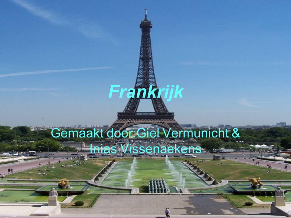Gemaakt door:Giel Vermunicht & Inias Vissenaekens