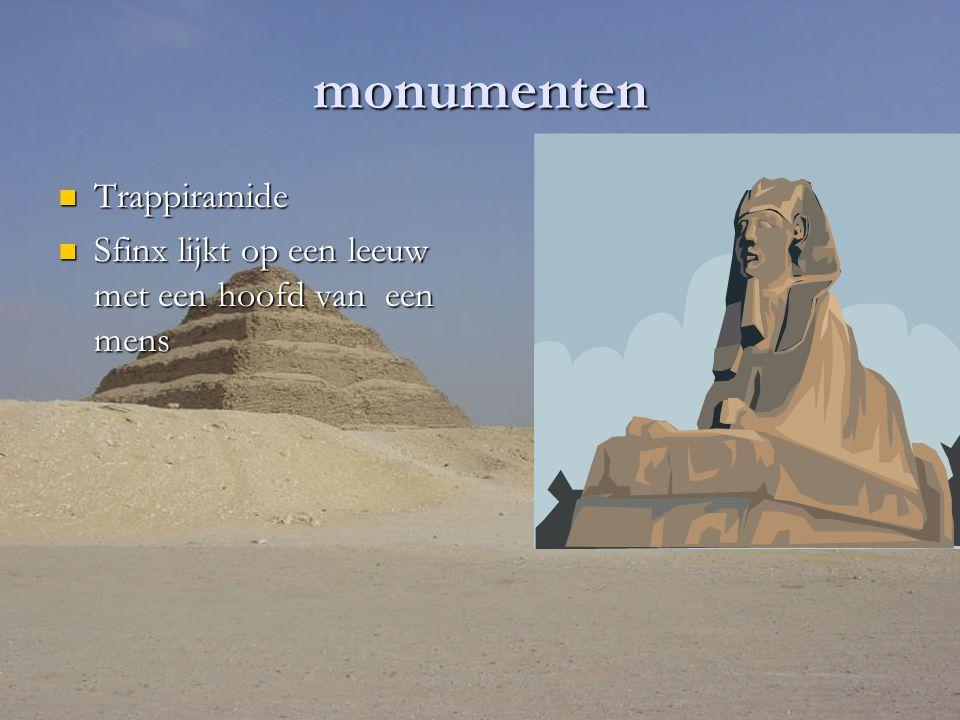 monumenten Trappiramide
