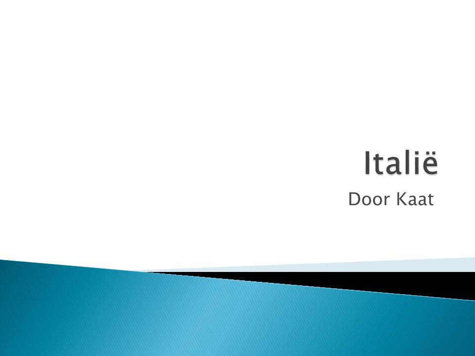 Italië Door Kaat