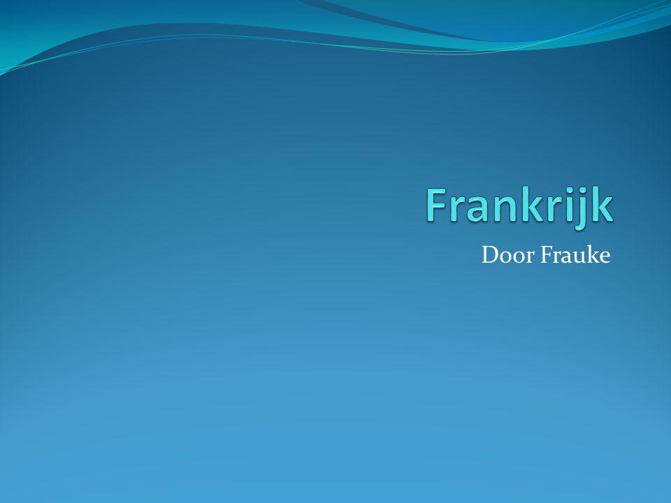 Frankrijk Door Frauke