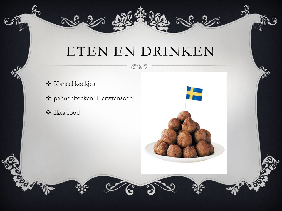Eten en drinken Kaneel koekjes pannenkoeken + erwtensoep Ikea food