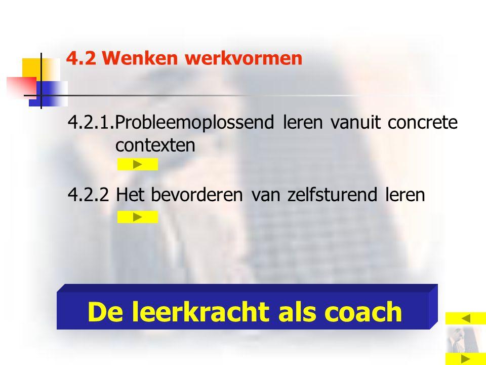 4.2.1.Probleemoplossend leren vanuit concrete contexten