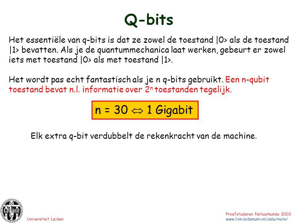 Q-bits