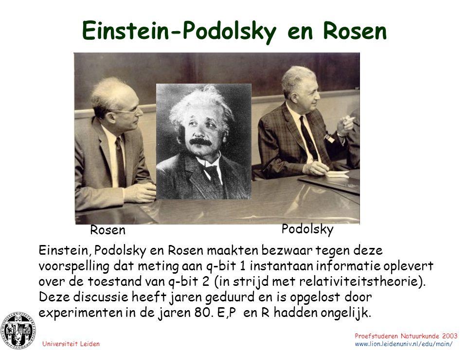 Einstein-Podolsky en Rosen