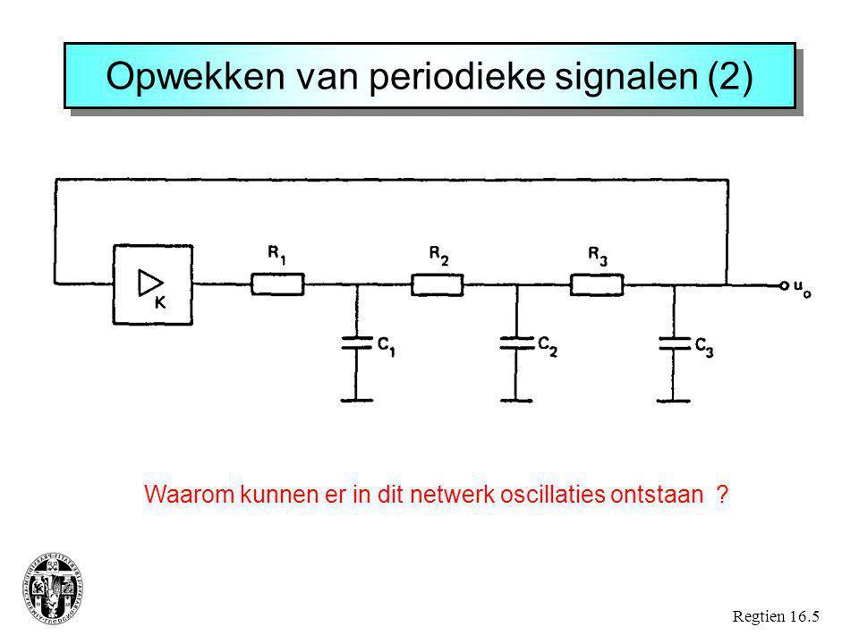 Opwekken van periodieke signalen (2)