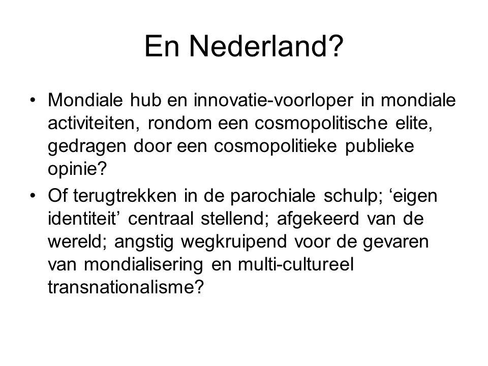 En Nederland
