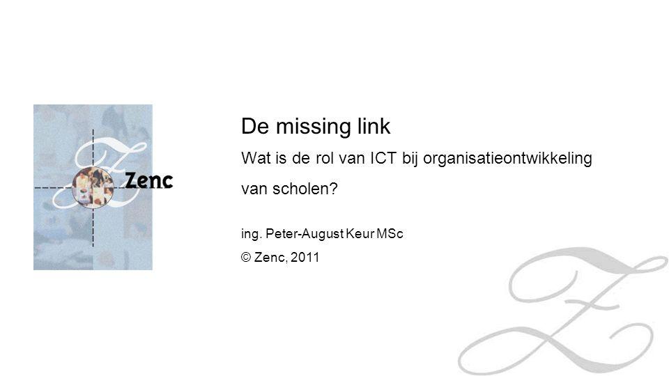 Wat is de rol van ICT bij organisatieontwikkeling van scholen