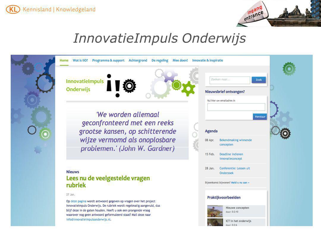 InnovatieImpuls Onderwijs
