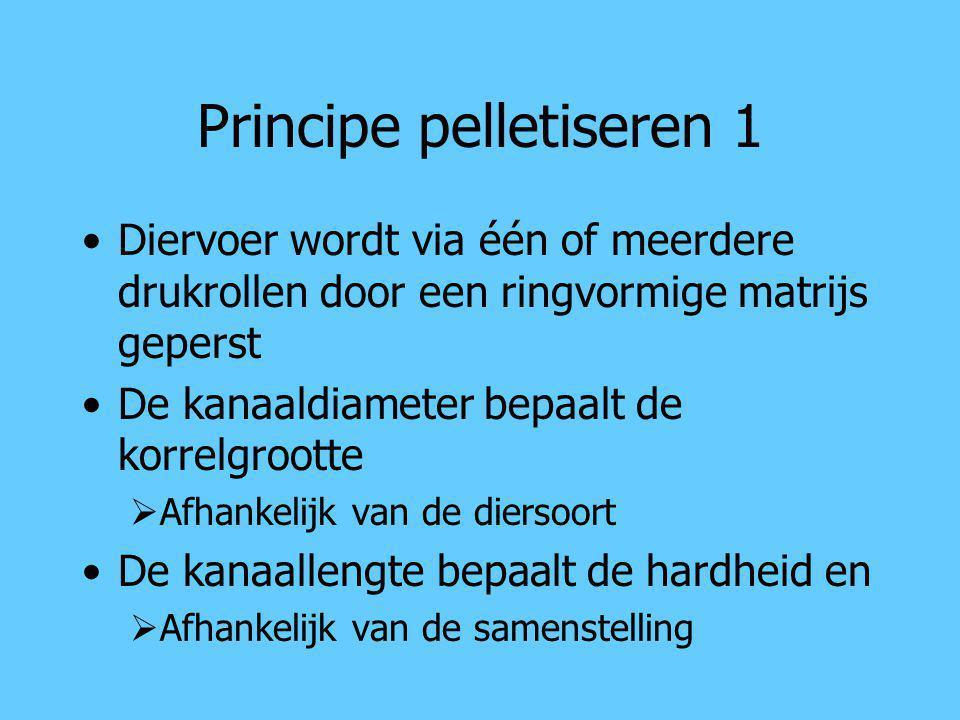 Principe pelletiseren 1