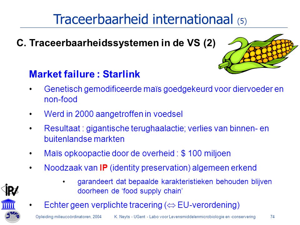 Traceerbaarheid internationaal (5)