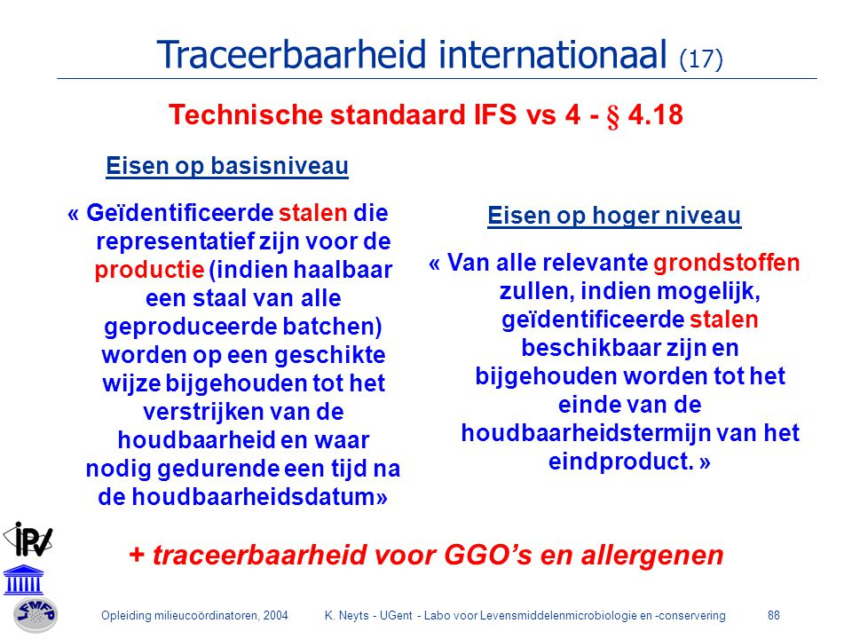 Traceerbaarheid internationaal (17)