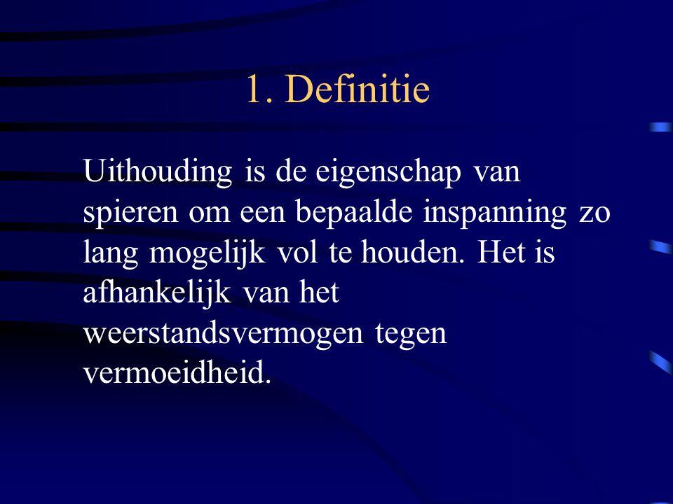 1. Definitie