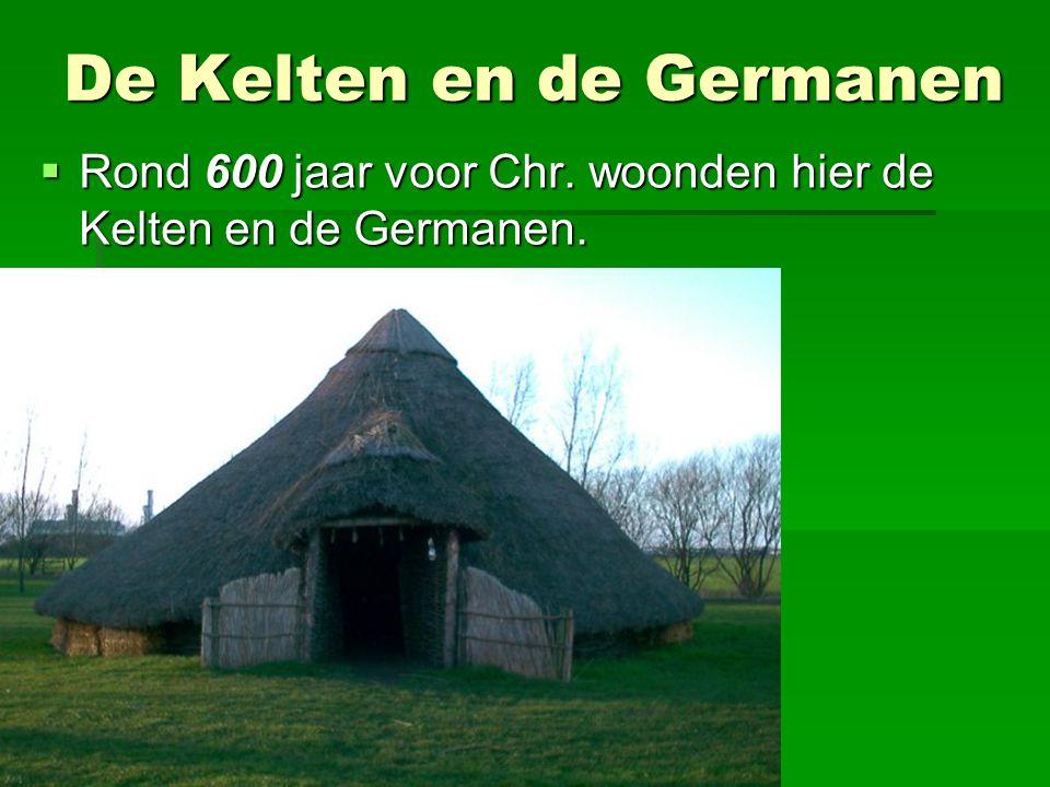 De Kelten en de Germanen