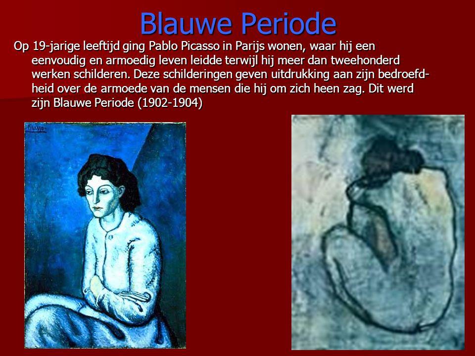 Blauwe Periode