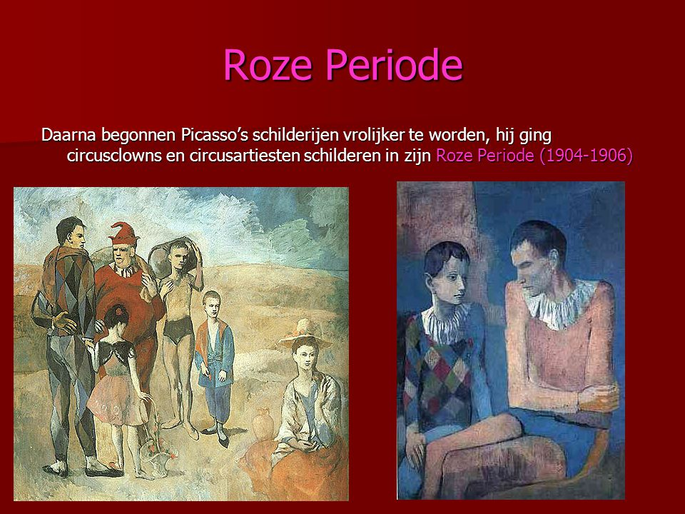 Roze Periode