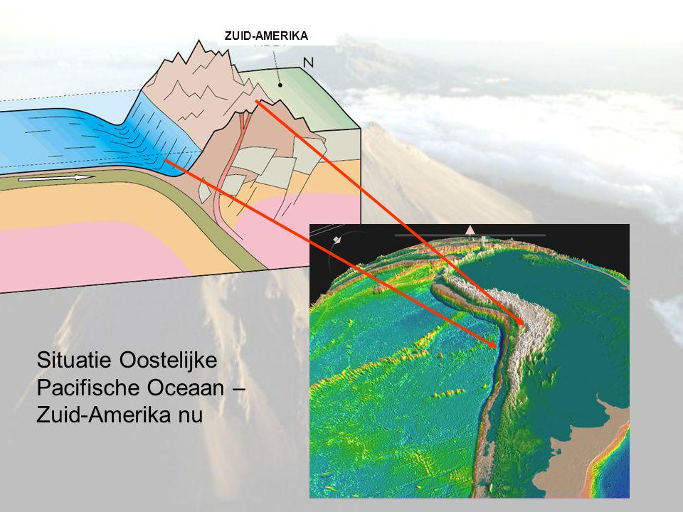Situatie Oostelijke Pacifische Oceaan – Zuid-Amerika nu