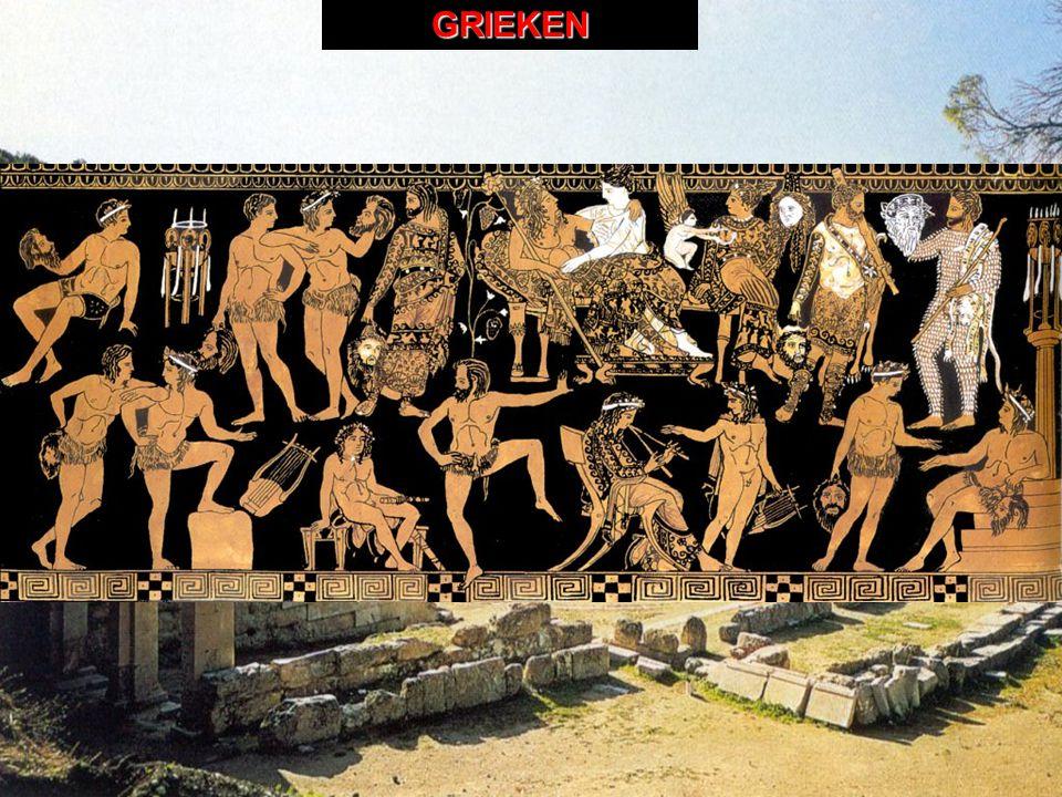 GRIEKEN GRIEKEN Delphi