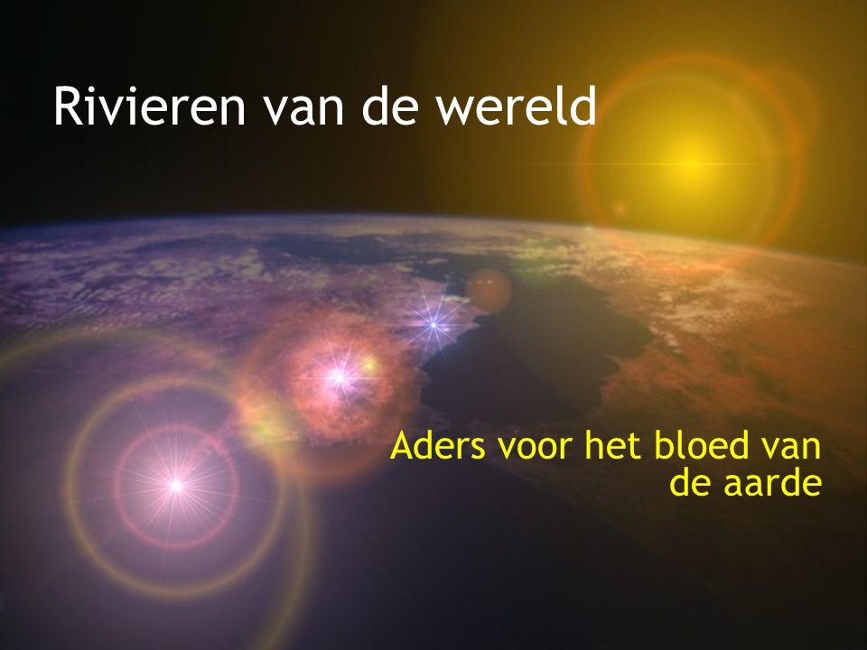 Aders voor het bloed van de aarde