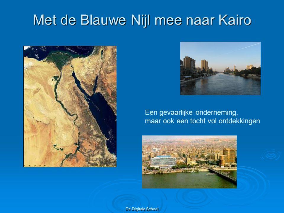 Met de Blauwe Nijl mee naar Kairo