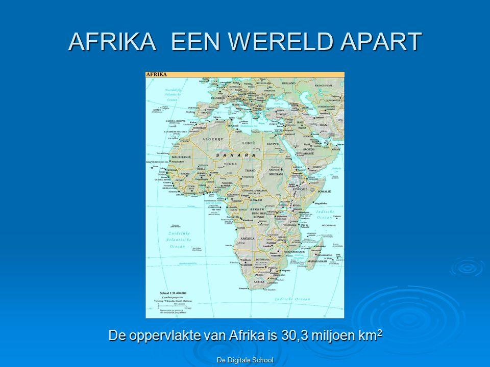 AFRIKA EEN WERELD APART