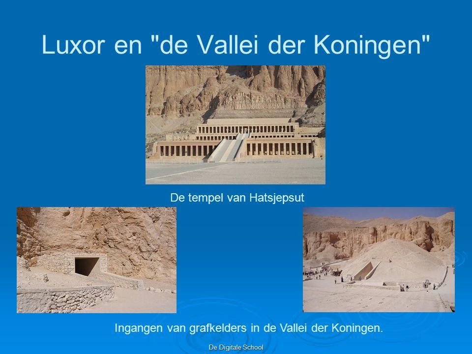 Luxor en de Vallei der Koningen