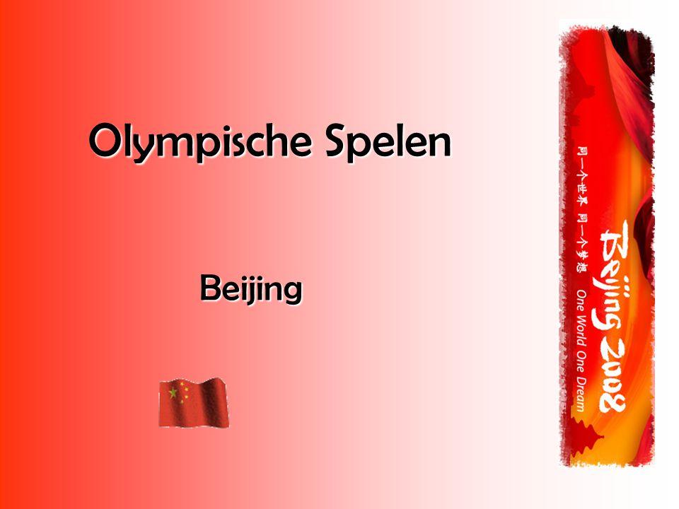 Olympische Spelen Beijing