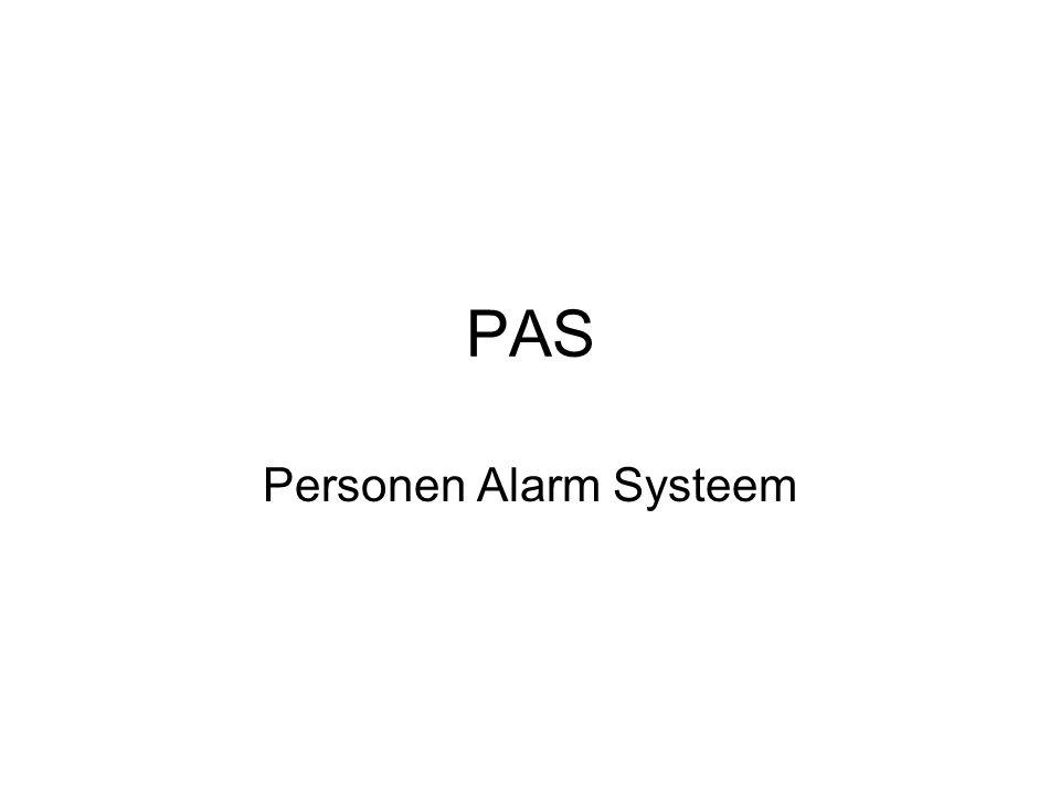 Personen Alarm Systeem