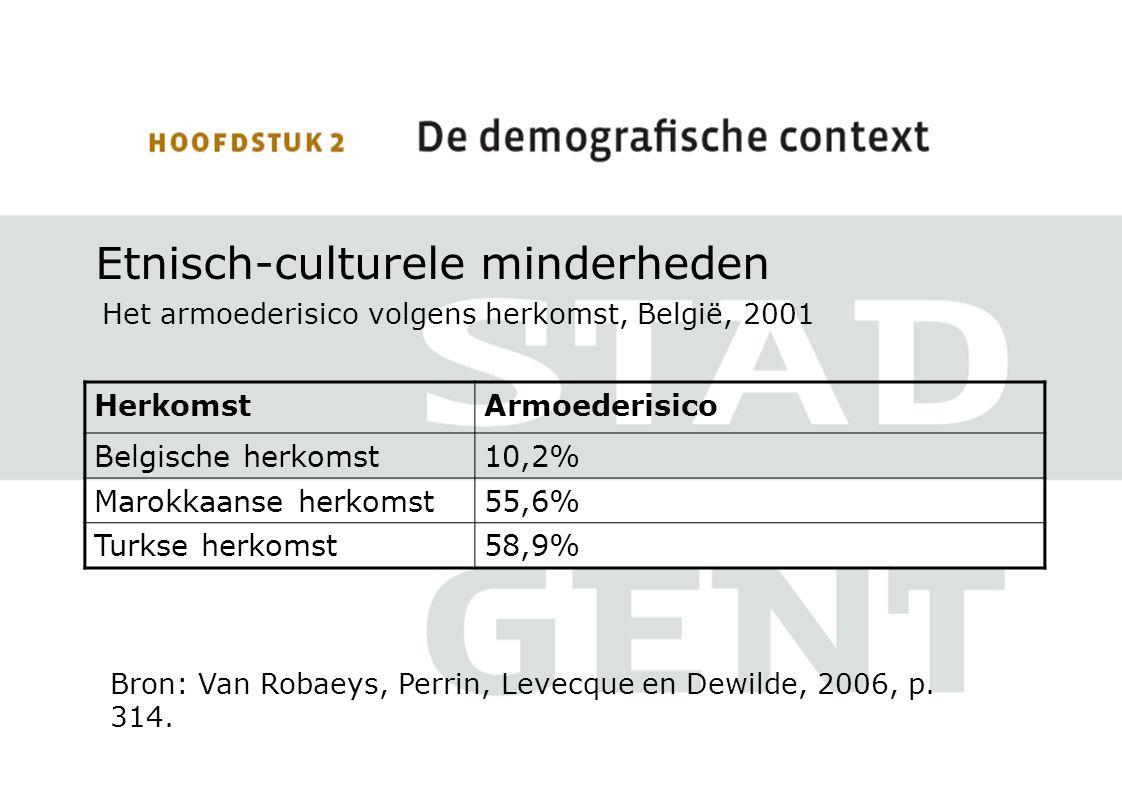 Etnisch-culturele minderheden