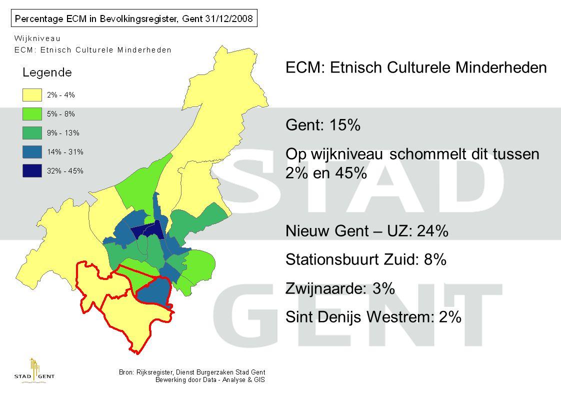ECM: Etnisch Culturele Minderheden