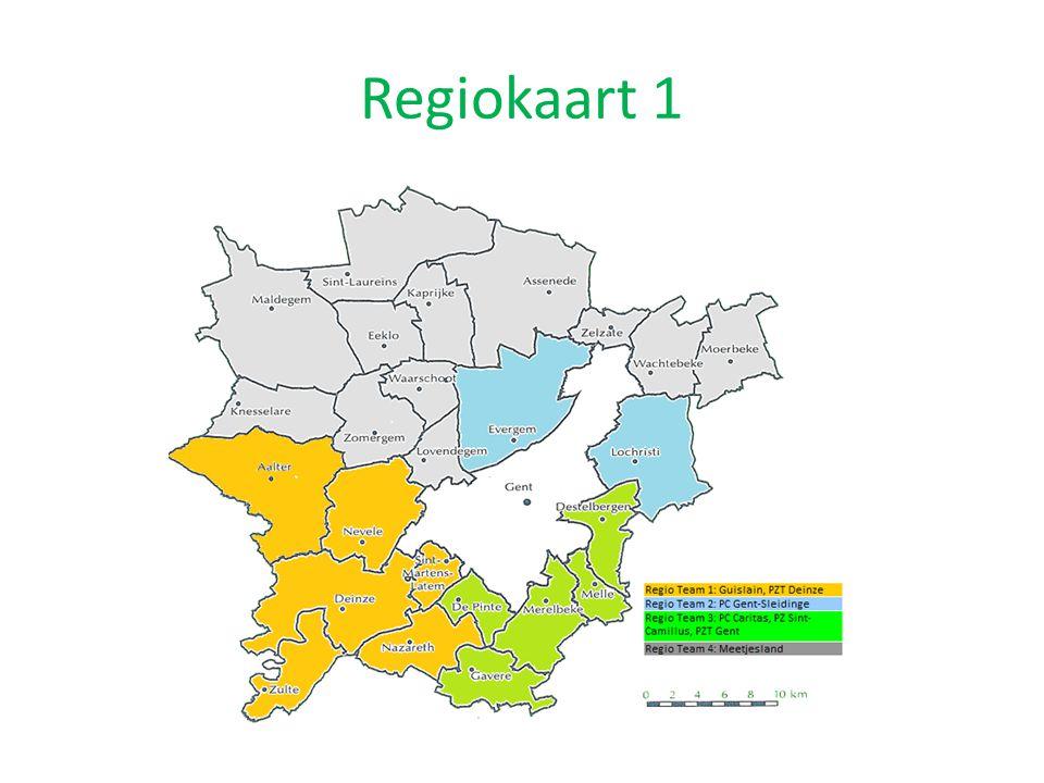 Regiokaart 1