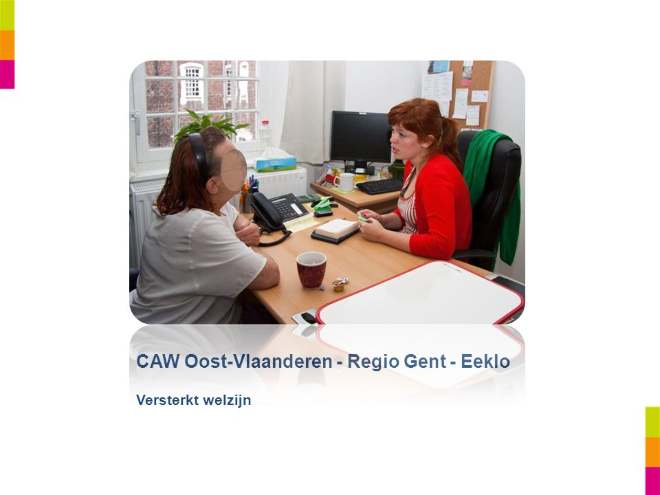 CAW Oost-Vlaanderen - Regio Gent - Eeklo
