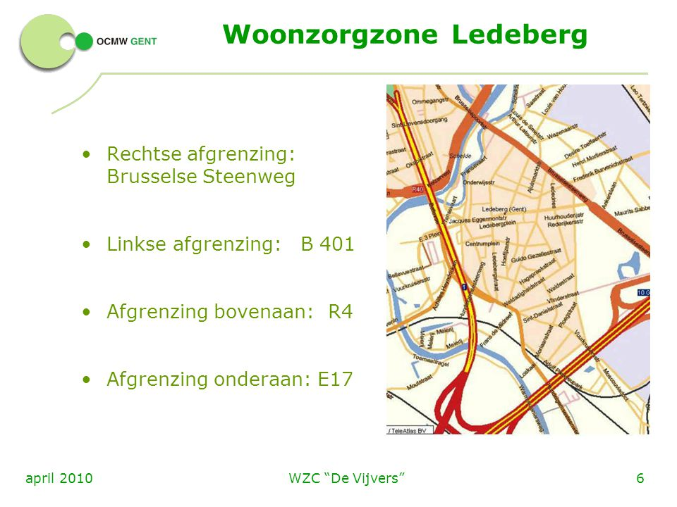 Woonzorgzone Ledeberg
