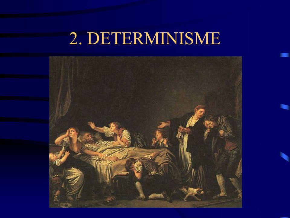 2. DETERMINISME
