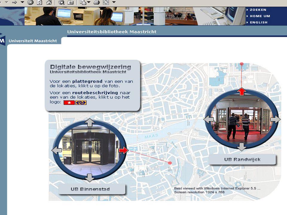 Er zijn 2 UB locaties, de locatie hier in Randwijck en de locatie in de Binnenstad, vlak bij het Stadspark.