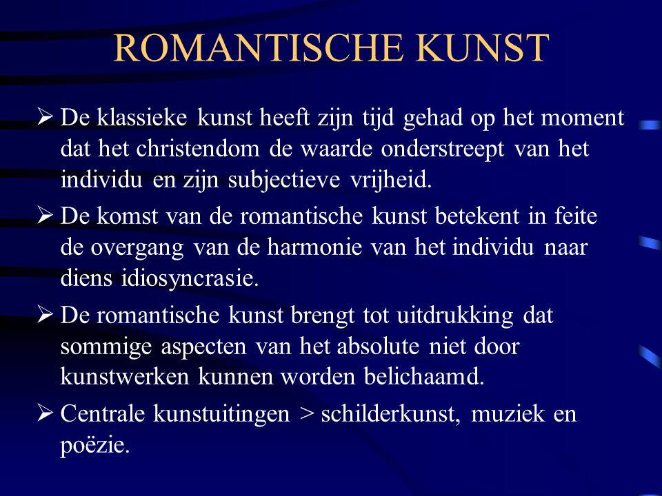 ROMANTISCHE KUNST