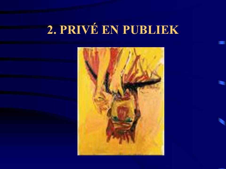 2. PRIVÉ EN PUBLIEK