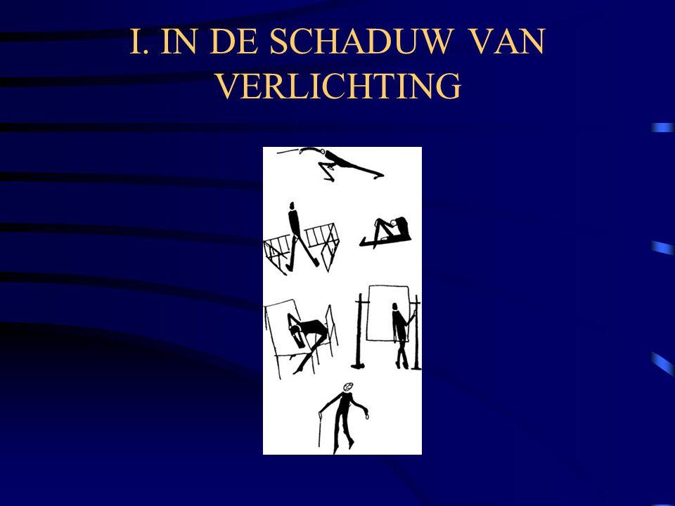 I. IN DE SCHADUW VAN VERLICHTING