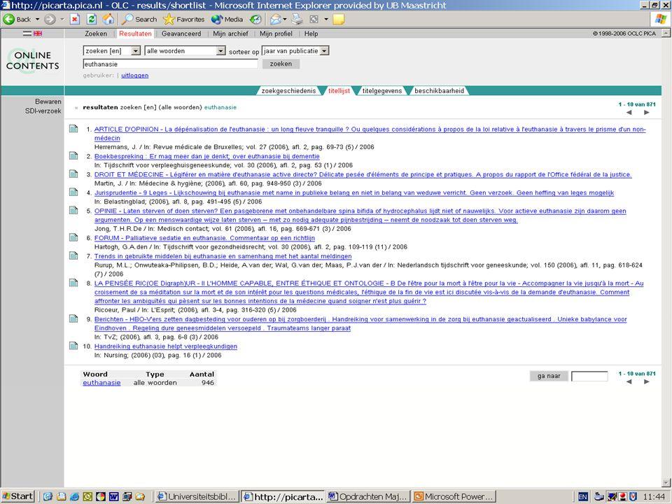Online Contents, Engelse naam maar een Nederlands bestand