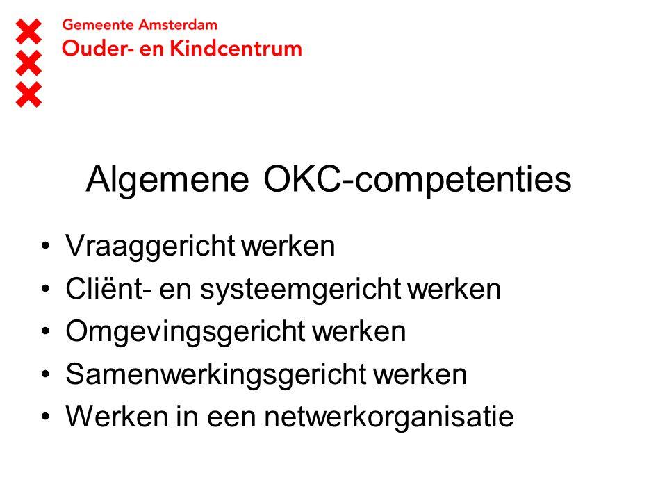 Algemene OKC-competenties