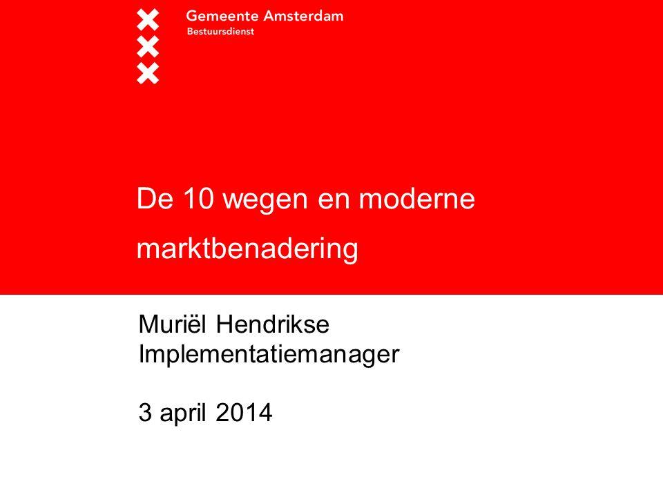 De 10 wegen en moderne marktbenadering