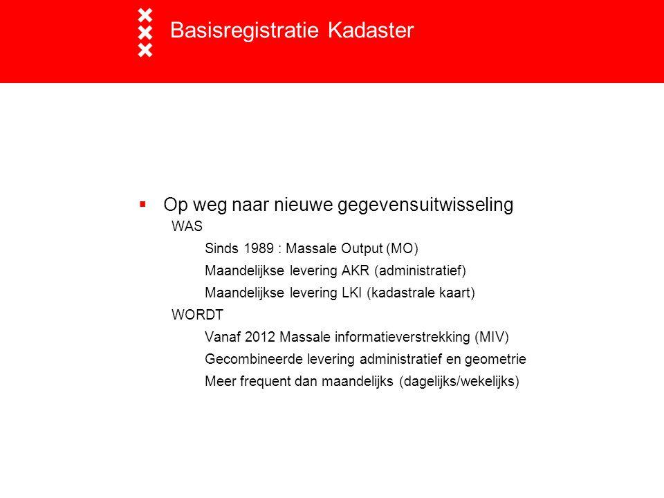 Basisregistratie Kadaster