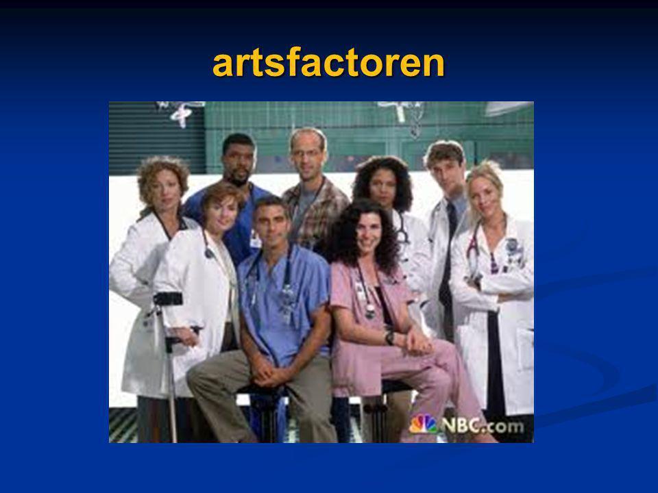 artsfactoren