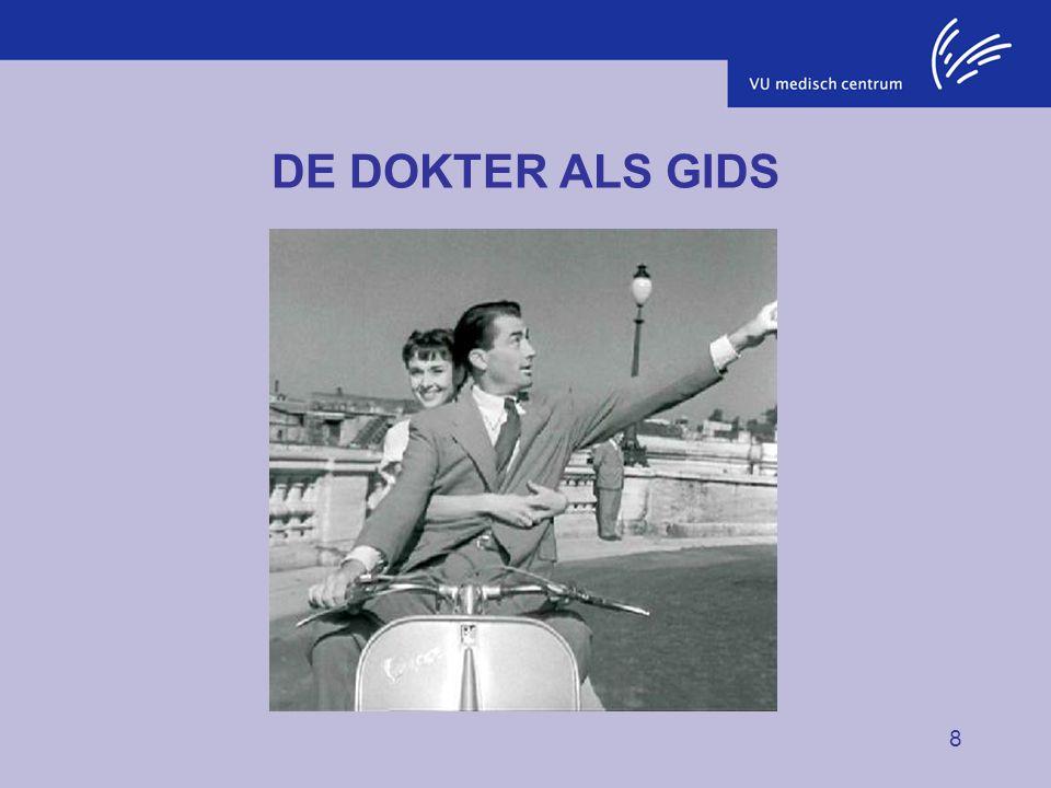 DE DOKTER ALS GIDS