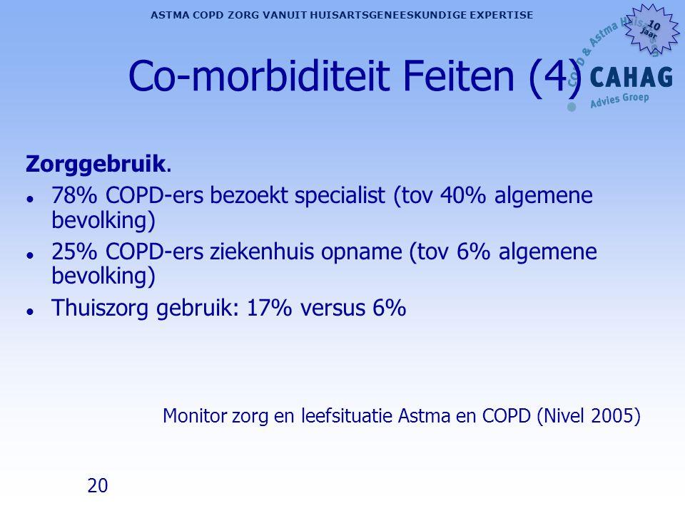 Co-morbiditeit Feiten (4)