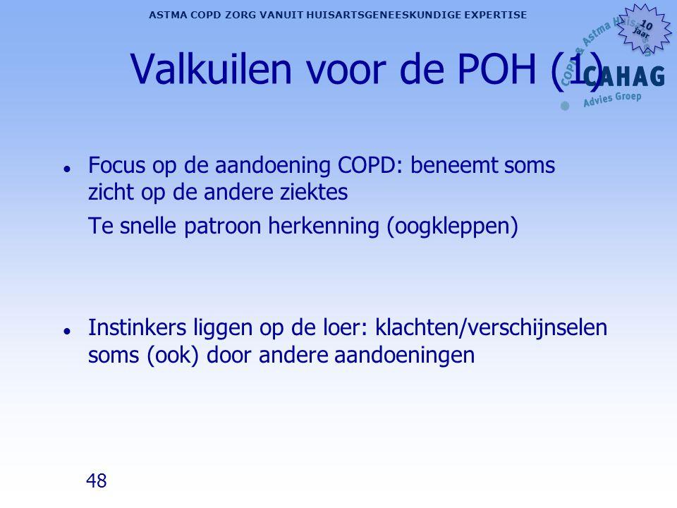 Valkuilen voor de POH (1)