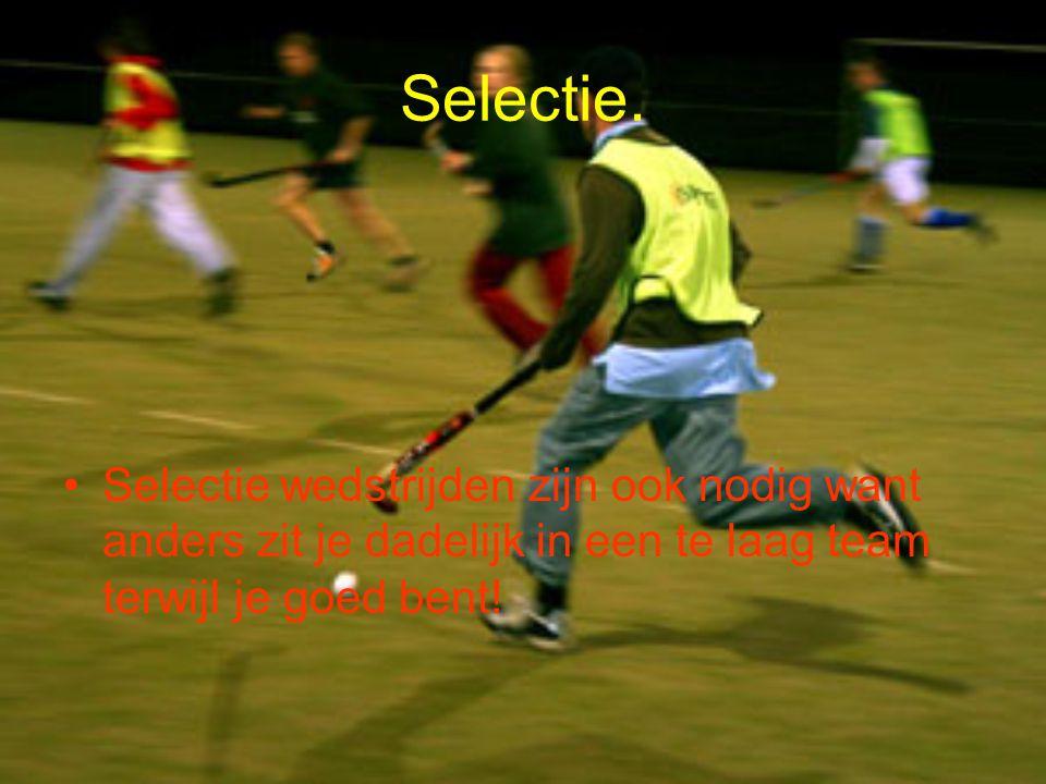 Selectie.