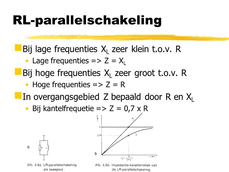 RL-parallelschakeling