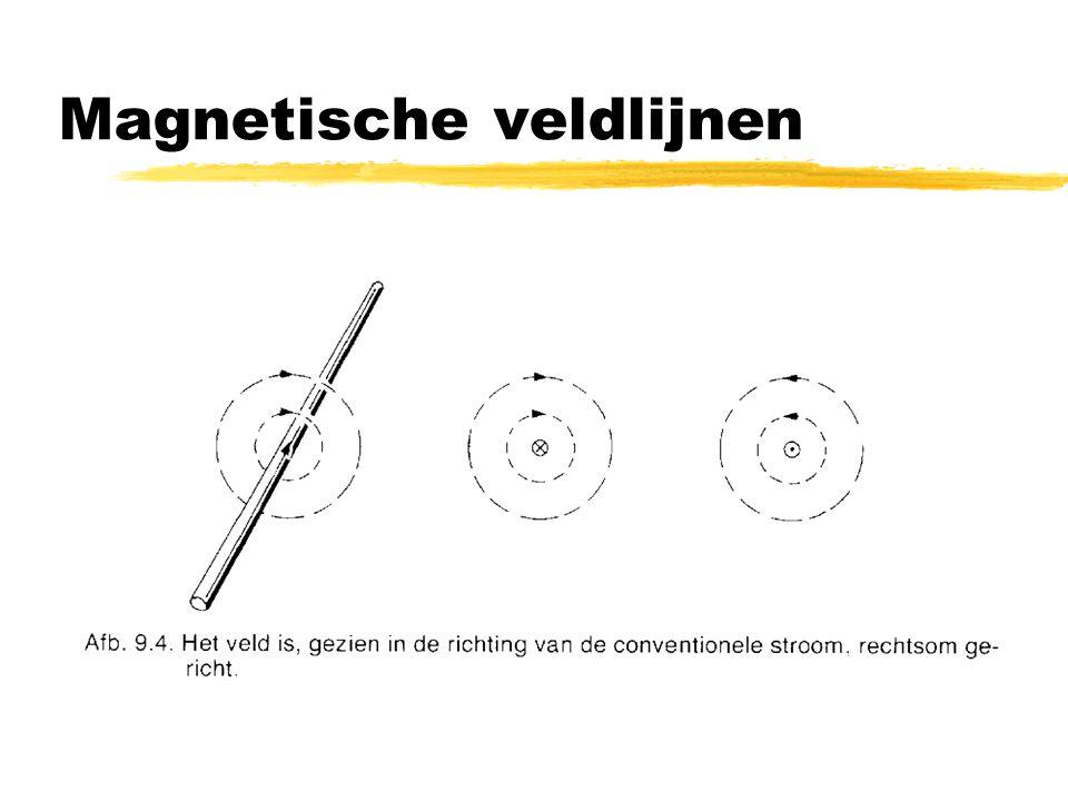 Magnetische veldlijnen